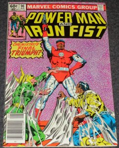 Power Man and Iron Fist #96 -1983