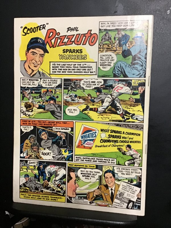 Walt Disney's Comics & Stories #152 (1953) High-Grade Barks Gyro Gearloo...