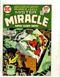 Mister Miracle #17 VF/NM DC Comic Book Jack Kirby Fourth World Escape Artist RS1