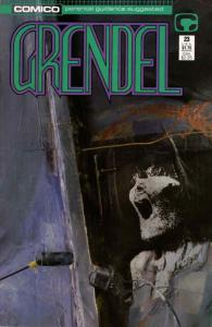 Grendel (2nd Series) #23 FN; COMICO | save on shipping - details inside