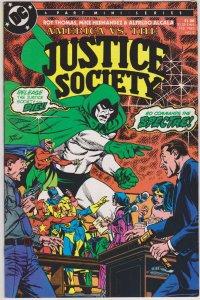 America vs the Justice Society #2