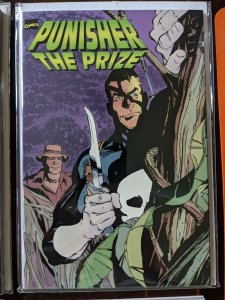 Punisher: The Prize (1990) Marvel Comics Graphic Novel TPB One-Shot. VF+