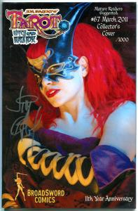 TAROT WITCH of the Black Rose #67, NM-, Limited Jim Balent,2000,Holly, #?/1000
