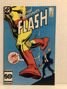 The Flash #346 (1985)  combined shipping on unlimited items