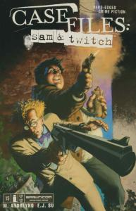 Case Files: Sam and Twitch #15 VF/NM; Image | save on shipping - details inside
