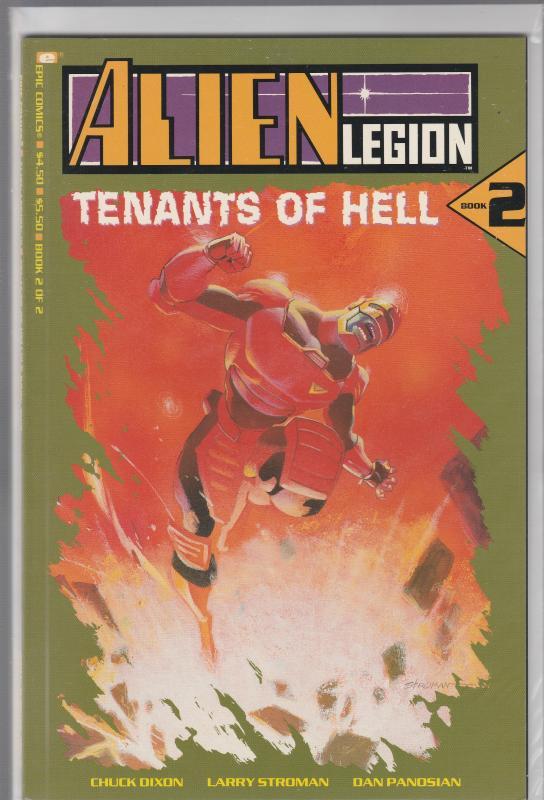 Alien Legion Tenants of Hell #2