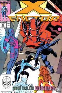 X-Factor (1986 series) #43, VF+ (Stock photo)