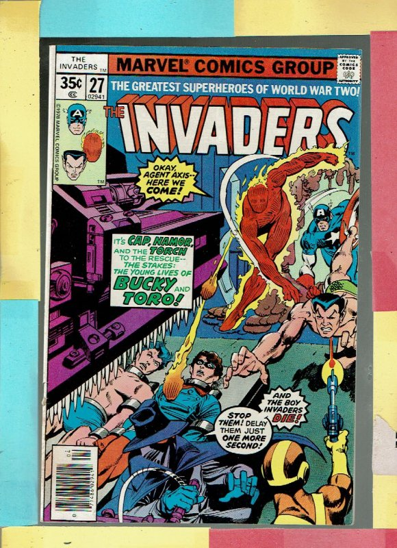 THE INVADERS 27