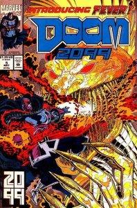 Doom 2099 #5 VF; Marvel | save on shipping - details inside