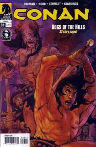 Conan (Dark Horse) #33 VF/NM; Dark Horse | save on shipping - details inside