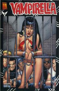 Vampirella (2nd Series) #16 FN; Harris   save on shipping - details inside