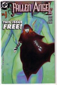 Fallen Angel   (DC)   #1 (2nd print) FN