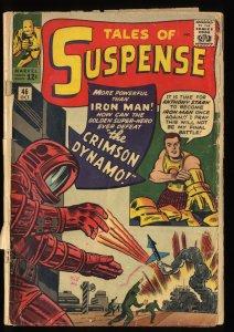 Tales Of Suspense #46 FA/GD 1.5 1st Crimson Dynamo! Iron Man