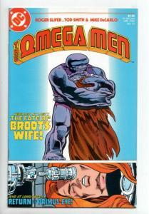 Omega Men #13 (DC, 1984) FN/VF