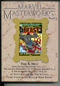 Marvel Masterworks The X-Men-Vol 105-HC-VG/FN