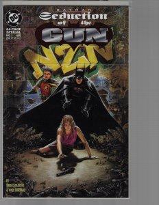 Batman: Seduction of the Gun #1 (DC, 1993) - Prestige Format