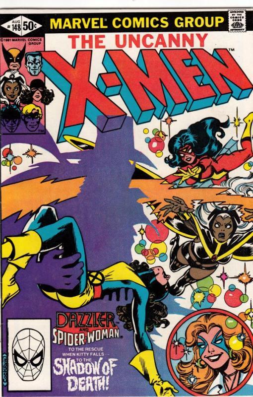 X-Men #148 (Aug-81) NM- High-Grade X-Men