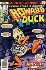 Marvel HOWARD THE DUCK (1976 Series) #12 VF/NM