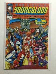 Youngblood 1 Near Mint Nm Image
