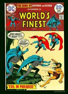 World's Finest Comics #222 NM+ 9.6