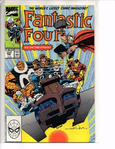Marvel Comics Fantastic Four #337 Walter Simonson Art Ms. Marvel, Thor, Iron Man