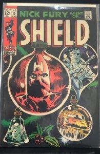 Nick Fury, Agent of SHIELD #10 (1969)