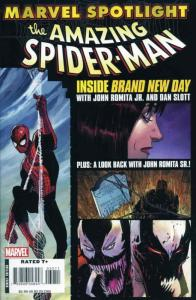 Marvel Spotlight: Spider-Man—Brand New Day #1 VF/NM; Marvel | save on shipping -