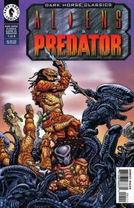 Dark Horse Classics: Aliens Versus Predator #1 VF; Dark Horse | save on shipping