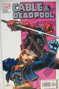 Cable & Deadpool #19 (2005) HC1