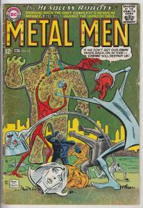Metal Men #14 (Jul-65) VG/FN Mid-Grade Metal Men (Led, Tina, Tin, Gold, Mercu...