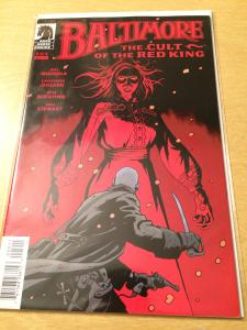 Baltimore: The Cult of the Red King #5
