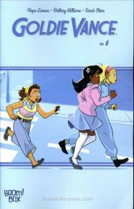 Goldie Vance #8 VF/NM; Boom!   save on shipping - details inside