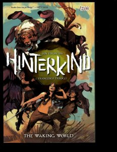 Hinterkind Vol. # 1 THE WAKING WORLD Vertigo Comic Book TPB Graphic Novel J400