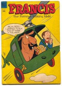 Francis The Famous Talking Mule- Four Color Comics #547