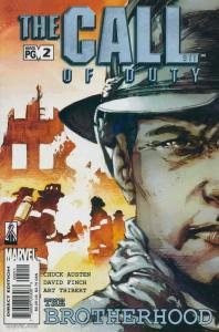 Call of Duty, The: The Brotherhood #2 FN; Marvel | save on shipping - details in