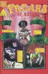 Freaks Of Nature #1 VF/NM; Comic Zone | save on shipping - details inside