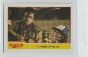 Stranger Things Another Problem 17 Topps Netflix 2018 Season One trading card