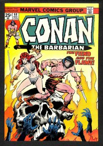 Conan the Barbarian #44 (1974)