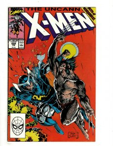 12 Uncanny X-Men Marvel Comics 258 259 260 261 262 263 264 265 269 270 271 + HG1