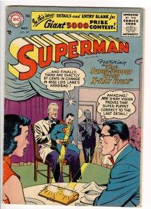 Superman #109 (1956)