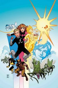 POWER PACK GROW UP (2019 MARVEL) #1 PRESALE-08/28