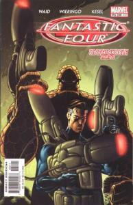 Fantastic Four (1998 series) #69, NM- (Stock photo)