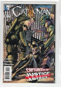 CATWOMAN (2011 DC) #19 NM