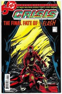 Crisis On Infinite Earths #8 Facsimile Edition (DC, 2020) NM