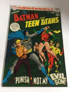 Brave And The Bold 83 Fn+ Fine+ 6.5 DC Comics Silver Age