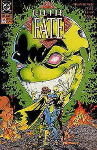 Doctor Fate (2nd Series) #35 VF; DC | save on shipping - details inside