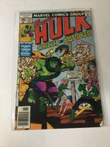 Incredible Hulk 217 Fn- Fine- 6.5 Marvel Comics