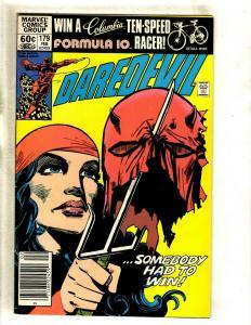 Daredevil # 179 VF Marvel Comic Book Frank Miller Elektra Bullseye Hand HY1