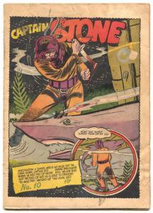 Holyoke One Shot #10 1945- Solar Legion by Simon & Kirby- Shark