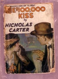 NEW MAGNET LIBRARY-#1330-$100000 KISS-NICK CARTER FR